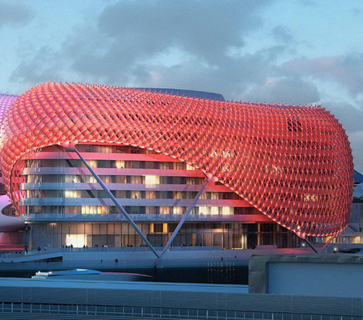 Mai the yas hotel abu dhabi mai for Asymptote architecture yas hotel