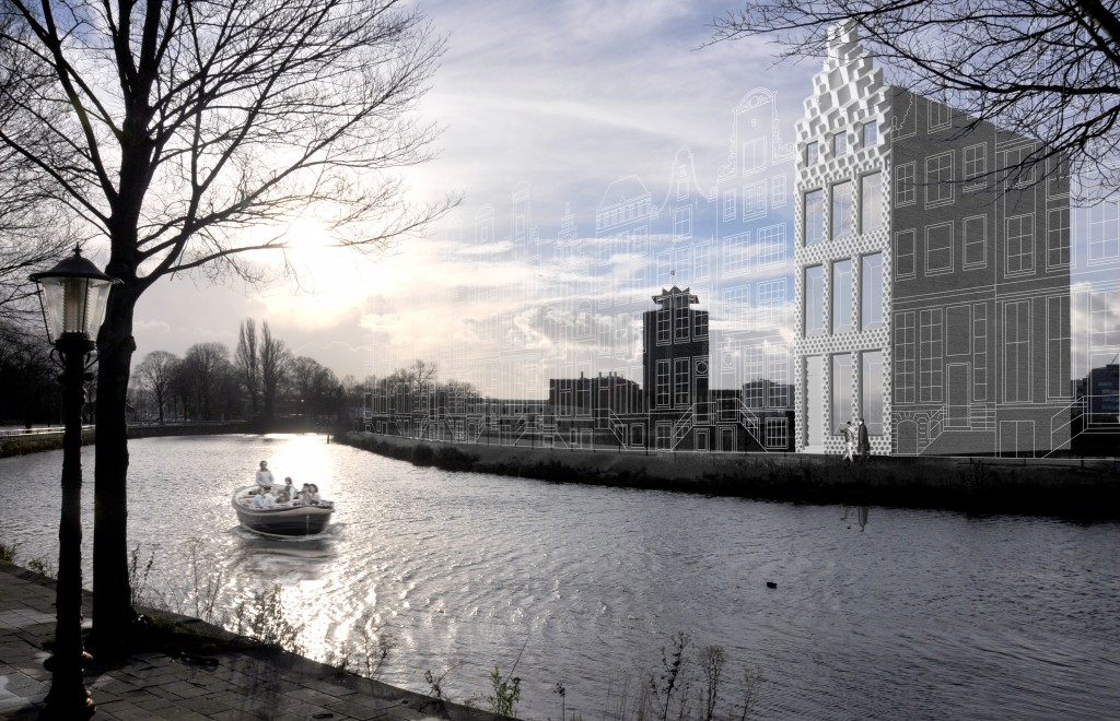 3D Print Canal House &Copy; DUS architects - 3dprintcanalhouse.com