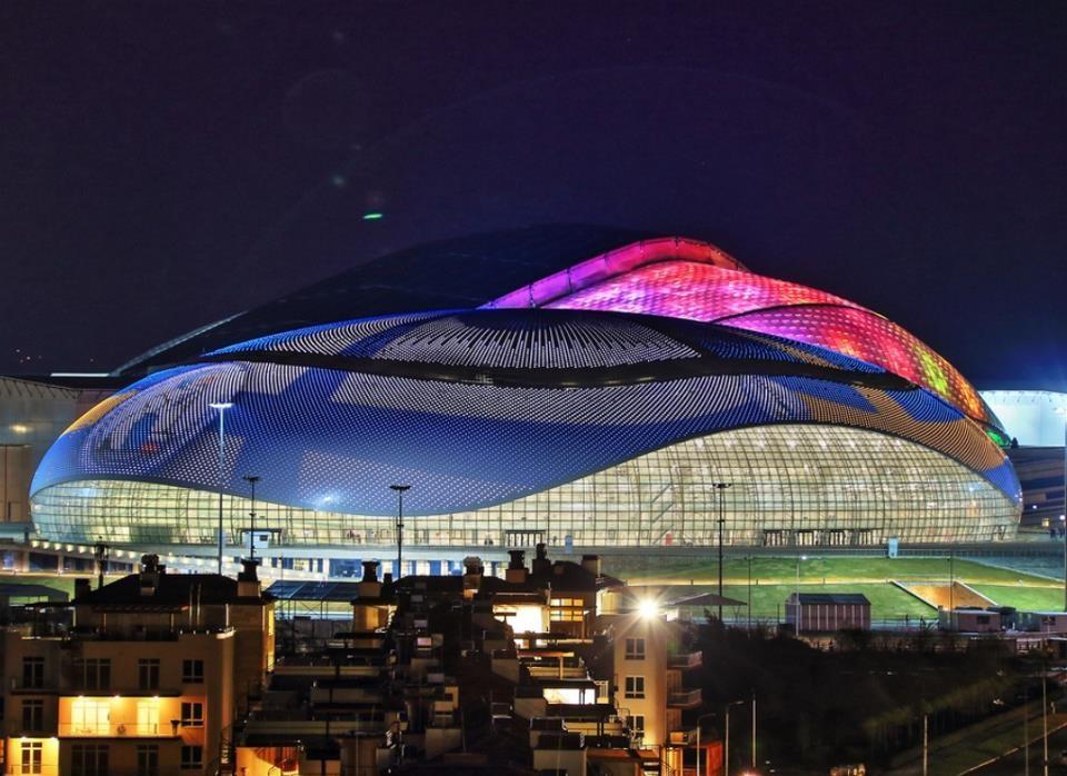 Bolshoy Ice Dome