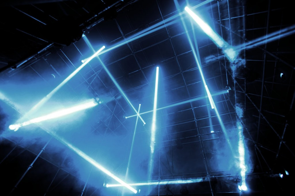 Tesseract installation © 1024 architecture