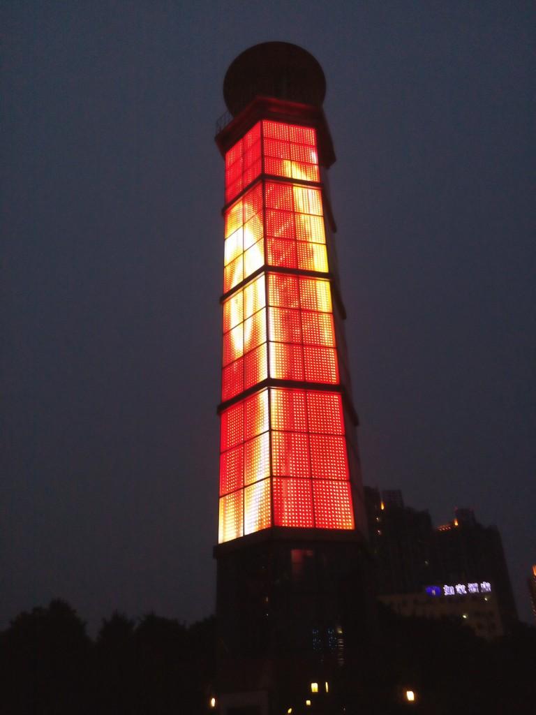 Wuxi tower China © Tac - AHL