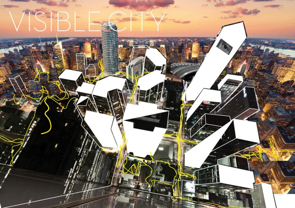 Connecting cities - Visible City 2015