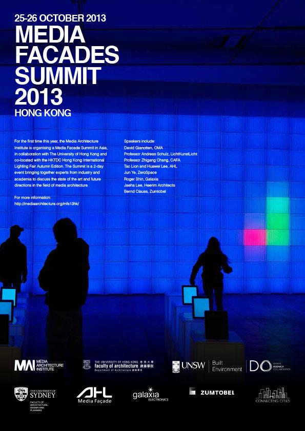 Media Facades Summit 2013