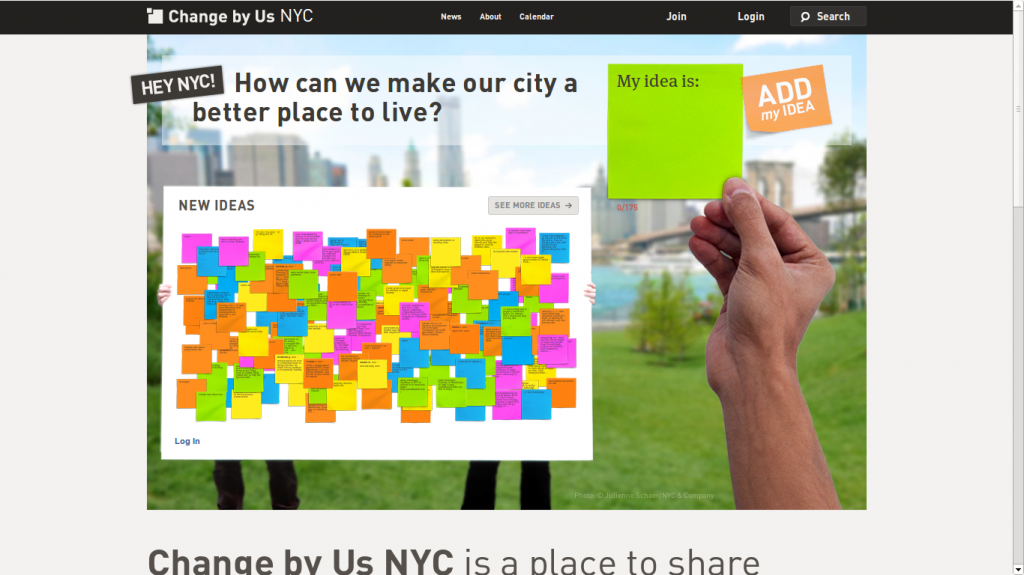 Change by us © nyc.changeby.us